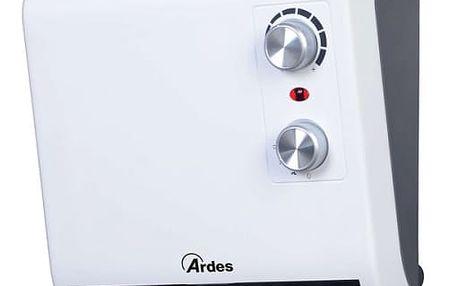 Teplovzdušný ventilátor Ardes 4W02 bílý
