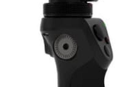 Videokamera DJI OSMO s ručním stabilizátorem + mikrofon FM-15 FlexiMic + 2x baterie a nabíječka (DJI0650-C02) černý