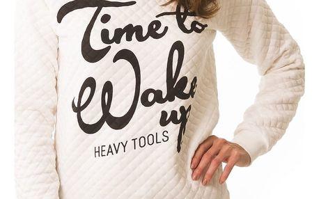 Mikina Heavy Tools Tenia ecro S
