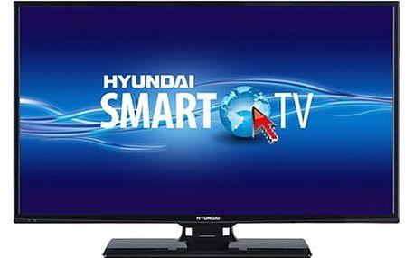 Hyundai FLN 48TS511 SMART - 122cm - HYUFLN48TS511SMART + Flashdisk A-data 16GB v ceně 200 kč