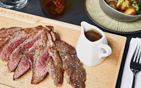 Rib Eye steaky z nejlepšího hovězího na světě