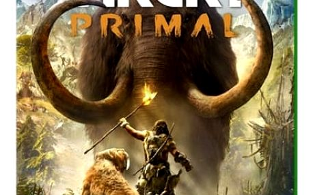 Ubisoft XBox One hra Far Cry Primal
