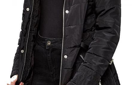Kabát Moodo Z-KU-2112 black XS