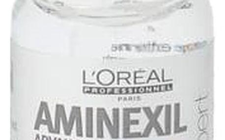 L´Oréal Professionnel Série Expert Aminexil Advanced Roll-on 10x6 ml přípravek proti padání vlasů W