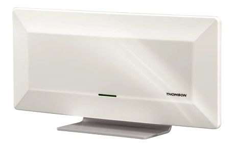 Thomson ANT1415, pokojová anténa, 44dB, bílá - 132906