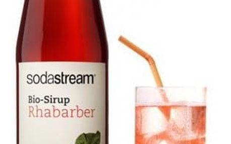 Sodastream sirup BIO Rebarbora 500ml