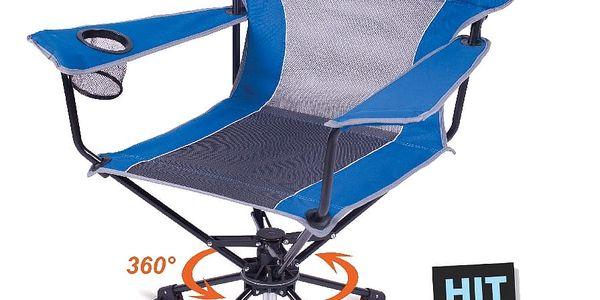 Rozkládací křeslo ROTO-CAMP, doprava ZDARMA