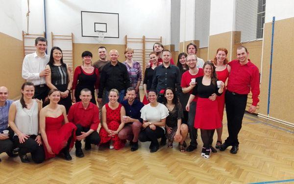 Taneční bez obleku - Praha