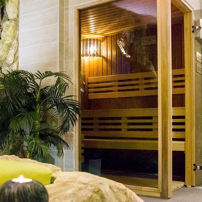 Hodina v privátním wellness s atmosférou džungle