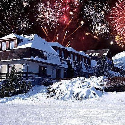 3–6denní wellness pobyt i na Silvestra pro 2 v hotelu Autis*** ve Vysokých Tatrách