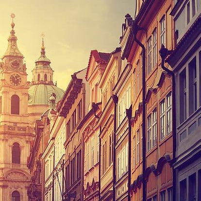 Hotel Occidental Praha****, Praha - save 39%, Moderní 4* hotel s luxusní restaurací a výhledem na Prahu