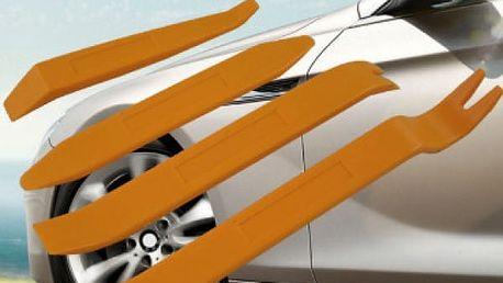 Sada nástrojů do auta pro vyjmutí rádia