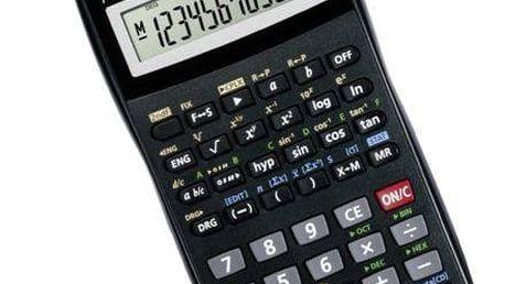 Kalkulačka Canon F-502G (3497B005) černá + Doprava zdarma