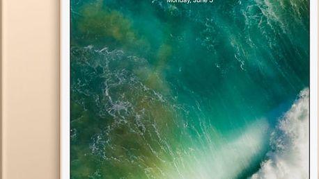APPLE iPad Pro Wi-Fi, 10,5'', 256GB, zlatá - MPF12FD/A