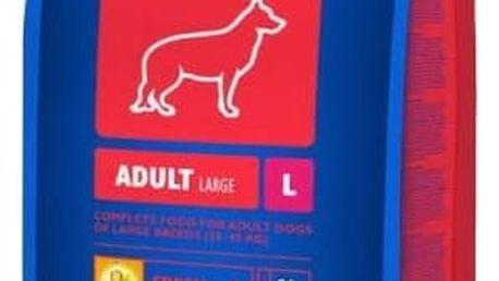 Granule Brit Premium Dog Adult L 15 kg + Doprava zdarma