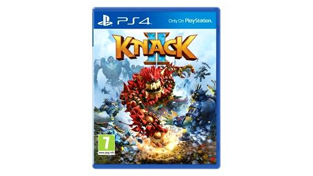 Hra Sony Knack 2 (PS719863663 )