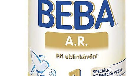 3x NESTLÉ BEBA AR 1 proti ublinkávání (800 g) - kojenecké mléko