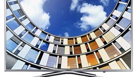 Televize Samsung UE43M5602 stříbrná