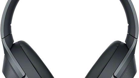 Sony WH-1000XM2, černá - WH1000XM2B.CE7