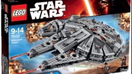 LEGO® Star Wars 75105 Millennium Falcon™