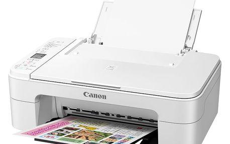 Canon PIXMA TS3151, bílá - 2226C026