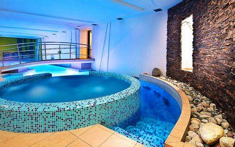 Wellness pobyt v Hoteli HILLS**** Vysoké Tatry