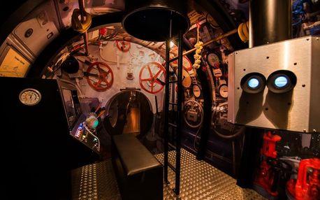 Simulátor ponorky U-BOAT
