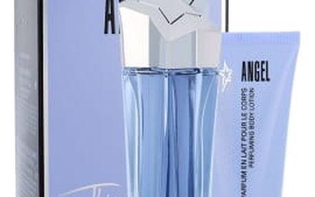 Thierry Mugler Angel dárková kazeta pro ženy parfémovaná voda 100 ml + tělové mléko 100 ml