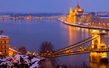 Corvin Hotel Budapest - Corvin Wing****, Budapešť, Maďarsko - save 45%, 4* pobyt v krásném historickém městě s jedinečnými lázněmi