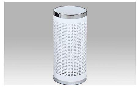Stojan na deštníky - bílý kov 83300-02 WT Autronic