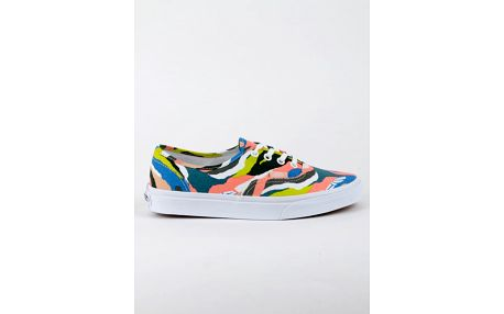 Boty Vans UA AUTHENTIC (ABSTRACT HO) Barevná