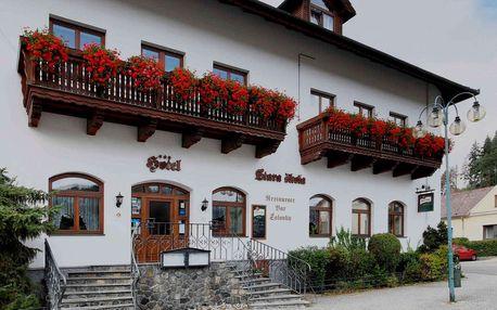 Hotel Stará Škola *** v Moravském krasu s polopenzí