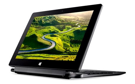 Acer Aspire Switch One 10 (SW1-011-10ZE), černá - NT.LCTEC.004