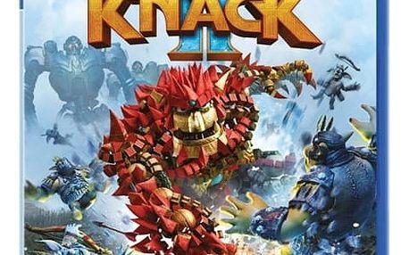 Hra Sony Knack 2 (PS719863663 )
