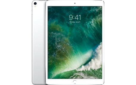 APPLE iPad Pro Wi-Fi, 10,5'', 256GB, stříbrná - MPF02FD/A