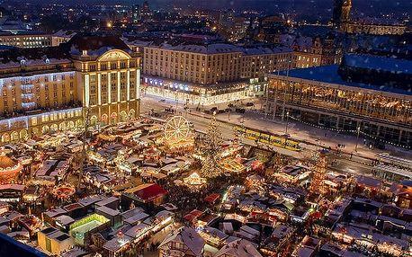 Celodenní zájezd pro 1 do Drážďan na adventní trhy a štólový festival