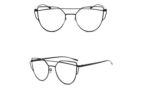 Originální nedioptrické brýle Catty