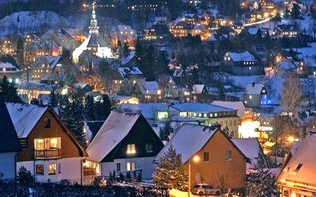 1denní adventní zájezd pro jednoho do německého Seiffenu. Ideální výlet i pro rodiny s dětmi.