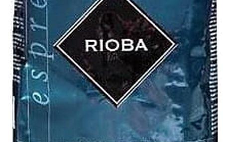 Rioba Platinum 100% Arabica zrnková káva 1kg