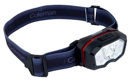 Čelovka Coleman CXO+ 150 černá/modrá