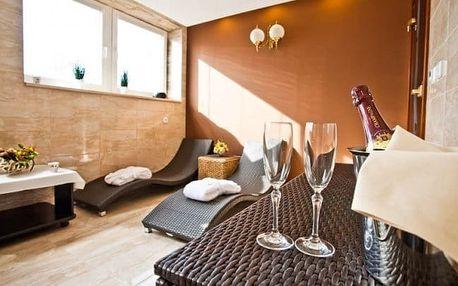 Piešťany v luxusním 4* hotelu s wellness