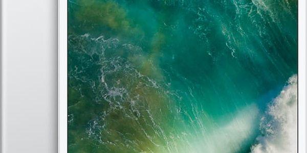 APPLE iPad Pro Wi-Fi, 10,5'', 256GB, stříbrná - MPF02FD/A + Guitar Hero Live pro iOS v hodnotě 1599Kč