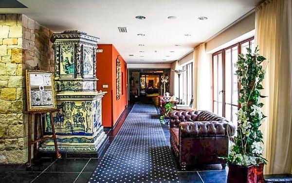Mariánské Lázně: luxusní hotel s wellness