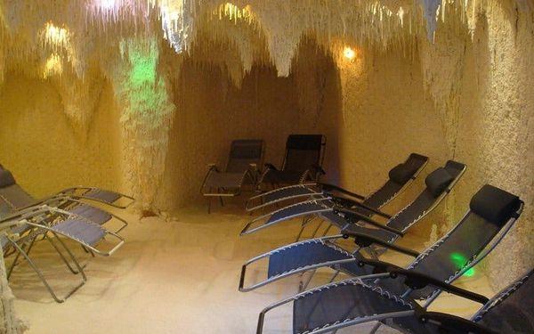 Solná jeskyně - KAMÝK