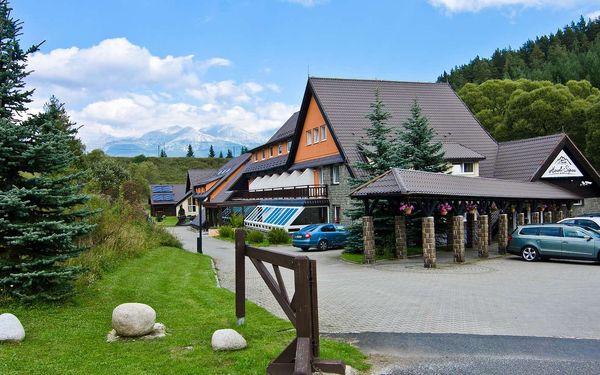 Podzim v hotelu Sipox*** ve Vysokých Tatrách