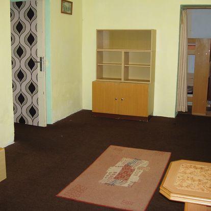 Šumava, Kvilda: pronájem apartmánu či celé chaty na 3-5 dní až pro 15 osob s možností vstupu do sauny