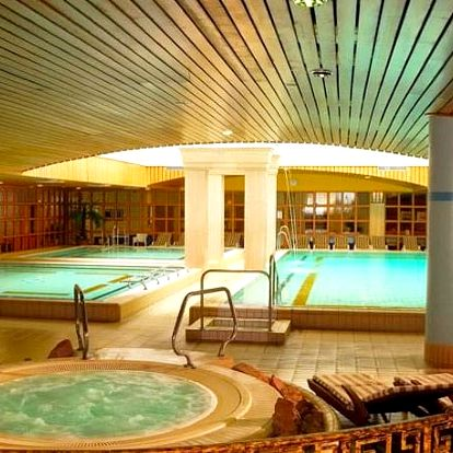 The Aquincum Hotel Budapest****, Stylový hotel s wellness u Dunaje a Markétina ostrova