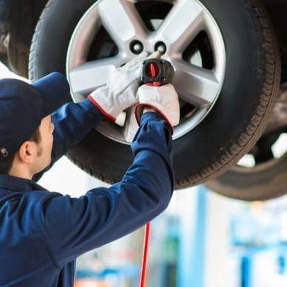 Výměna pneumatik nebo celých kol v Ostravě