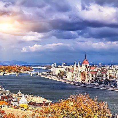 Baross City Hotel***, Komfortní 3* ubytování v srdci maďarské metropole