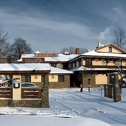 Hotel Sobota***, Komfortní ubytování s polopenzí blízko akvaparku pod Tatrami